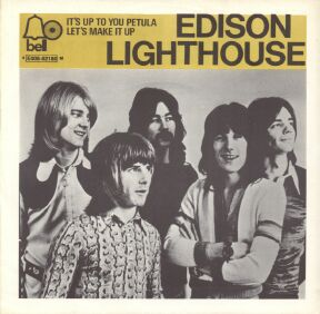 Edison Lighthouse - It's Up To You Petula