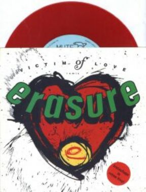 Erasure - Victim Of Love (Limited Edition Remix)