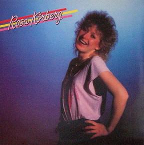 RECORD PALACE : Rosa Körberg LP