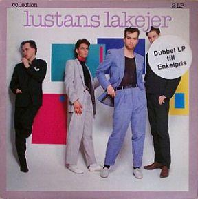 Lustans Lakejer - Tusen Och En Natt