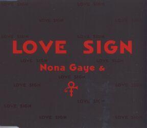 prince nona gaye love sign video